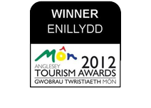 Anglesey Tourism Awards Winner